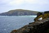 A wet and windy afternoon at Slea Head. Sat 17.04.21