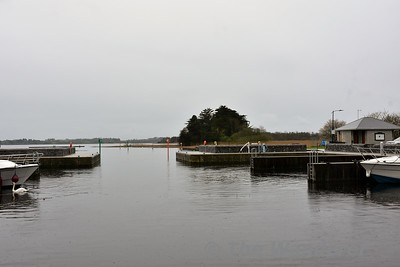 Castle Harbour in Portumna. Tues 24.04.18