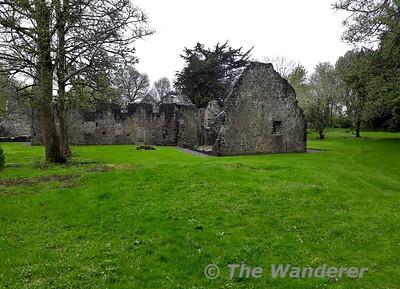 Portumna Castle grounds. Tues 24.04.18