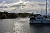 Approaching Garrykennedy Marina. Sat 21.04.18