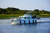 Heading from Shannonbridge to Clonmacnoise. Sat 28.08.21