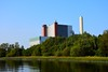 West Offaly Powerstation lays dormant after closing at the end of 2020.. Sat 28.08.21