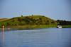 Passing Clonmacnoise. Sat 28.08.21