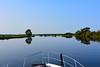 Heading north along the River Shannon towards Shannonbridge. Sat 28.08.21
