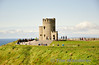 O'Briens Tower at the Cliffs of Moher. Sat 26.07.14
