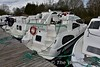 Consul 2 moored at Portumna. Home for the next three nights. Wed 13.04.16