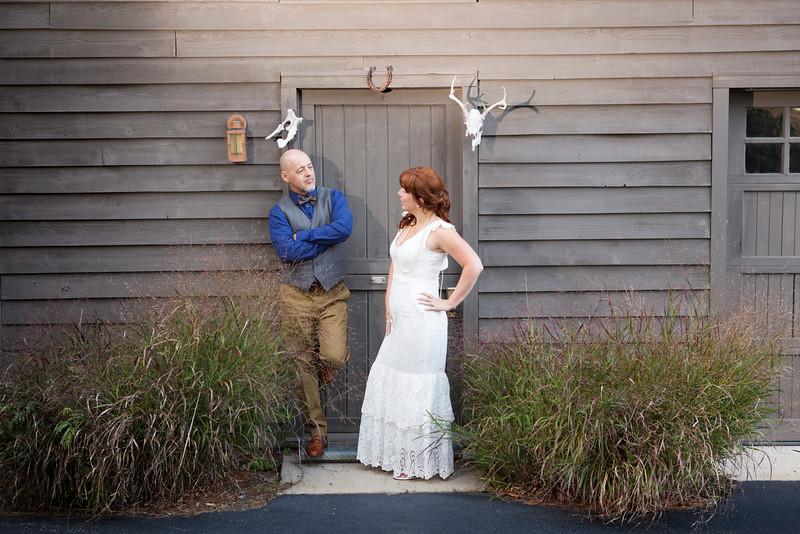 C & C Wedding