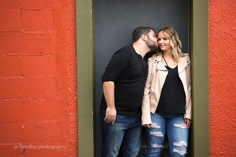 Katie and Matt Engagement 10 2 16