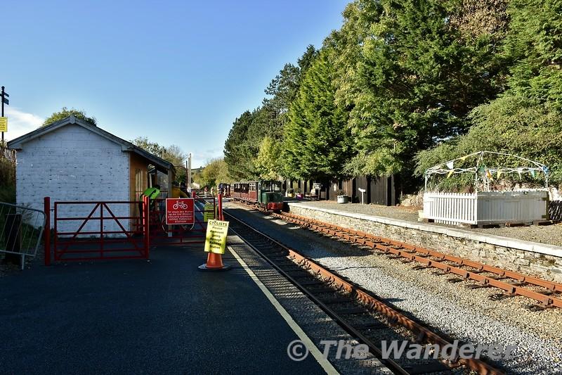 Kilmeaden Station. Sun 27.10.19