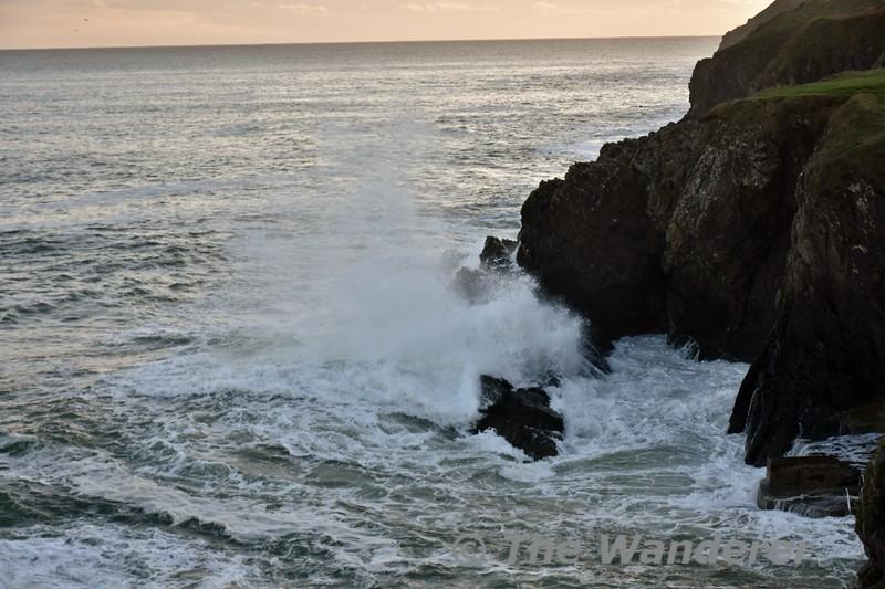 Guillamene Swimming Cove, Tramore. Sat 26.10.19