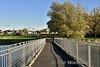 Railway bridge over the Colligan River at Dungarvan. Sat 26.10.19