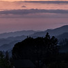 Howell Mountain Sunset April 2021