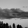 Cloudy Sky over Conn Valley