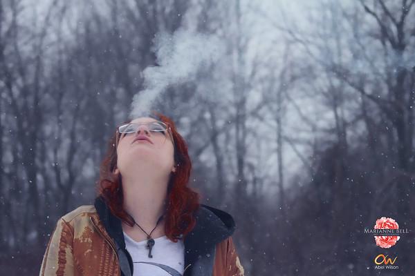 Snow Smoke