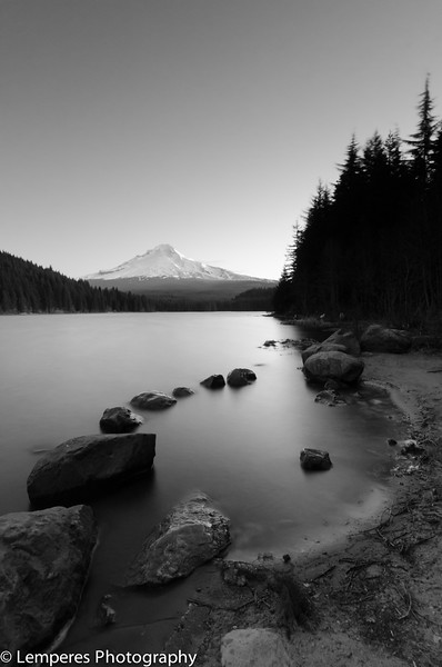 Mt. Hood at Trillium Lake