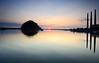 Morro Rock Sunset<br /> Morro Bay