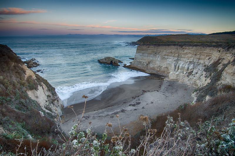 Morning light on the Ocean