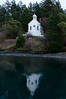 Chapel Reflection<br /> Roche Harbor