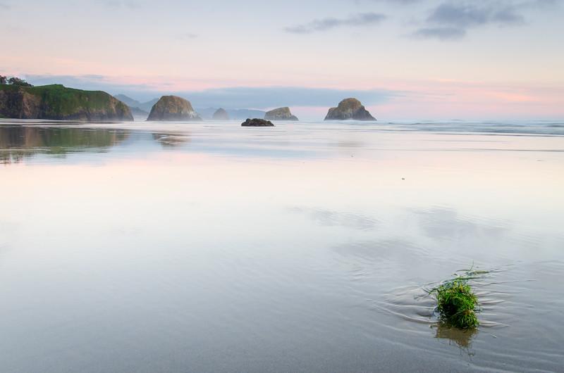 Crescent Beach Sea Stacks