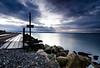 Marine Park Sunset<br /> Bellingham, WA