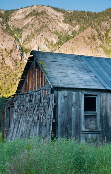 Old Cabin<br /> Methow Valley, WA