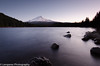 Mt Hood at Trillium Lake