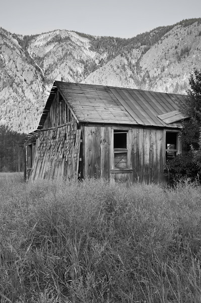 Weathered by Time<br /> Methow Valley, WA