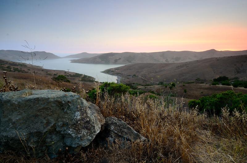 Whale Rock Reservoir<br /> Cayucos