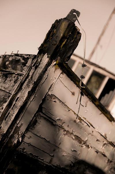 Boat hull<br /> Bow, WA