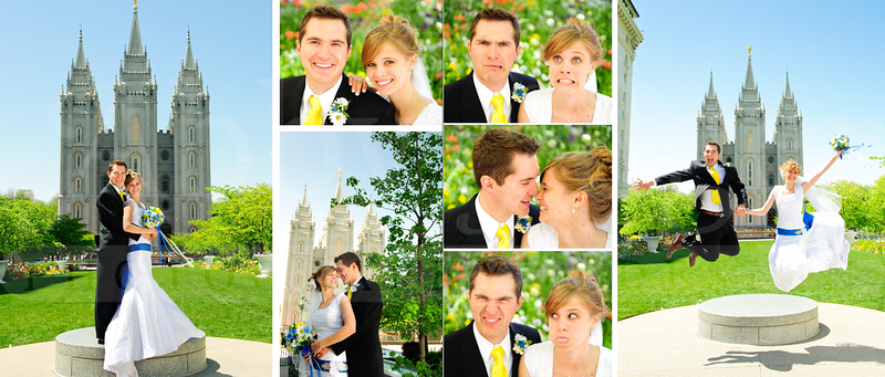 Cameron & Anna Wedding Album 26