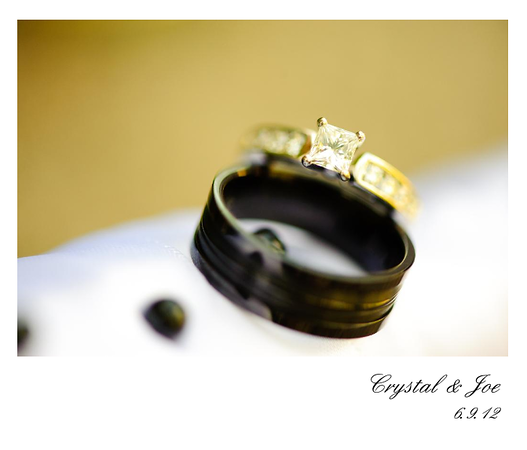 Crystal & Joe Wedding Album 01