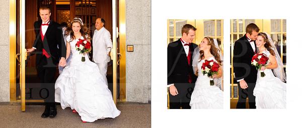 Leslie & Jeshua Wedding Album 16