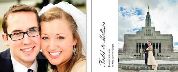 Melissa & Todd Wedding Album 016