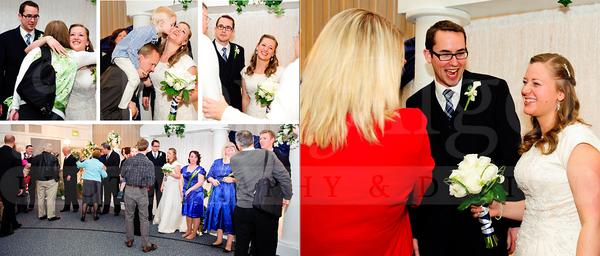 Melissa & Todd Wedding Album 036