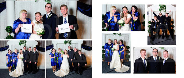 Melissa & Todd Wedding Album 035
