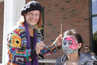 "Summit Medical Group's ""Live Well"" Event 2010 (Face Painting by AgostinoArts.com)"