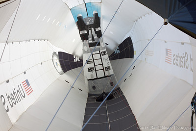 Space Shuttle Balloon: Flight Deck
