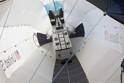 Space Shuttle Balloon: Flight Deck