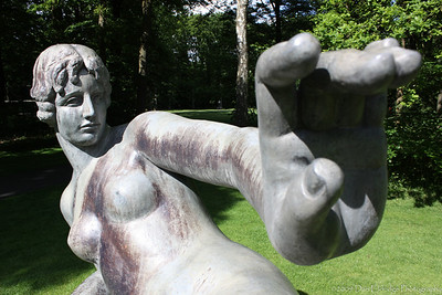 """l'Air"" (""The Sky"") by: Aristide Maillol @ Kröller Müller Museum, Otterlo, NL, May 2009"