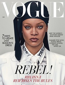 Vogue May Cover 1