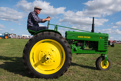 wensleydale show tractor PIC DM(17)
