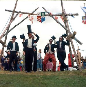 Village Fete,Kent,1970