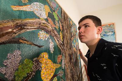 artist james owen thomas- tree of life collage-pic muscroft  (3)