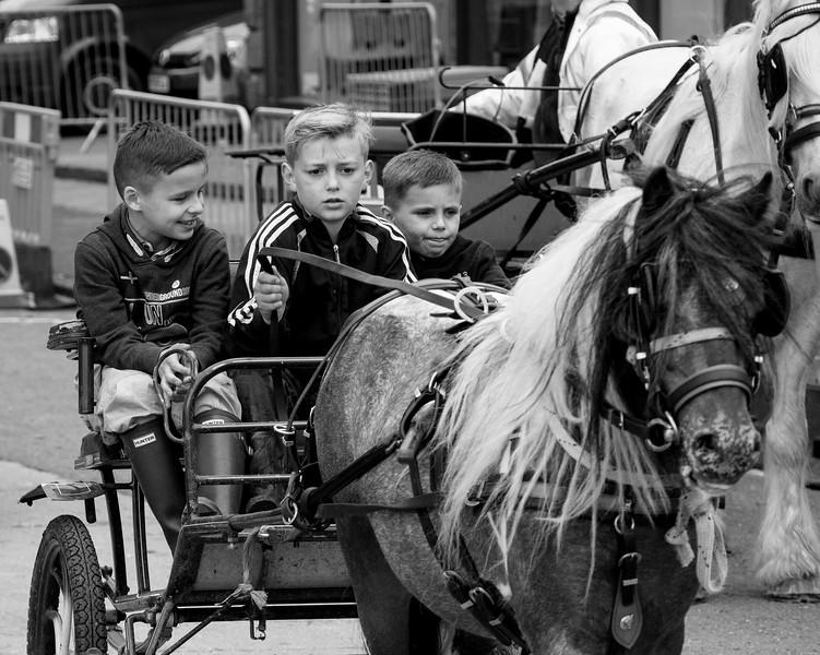 Appleby Horse Fair.