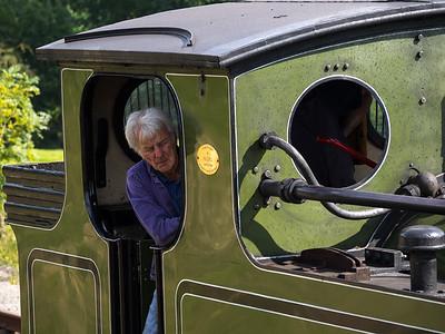 Wensleydale railway.