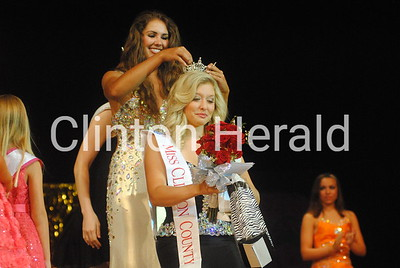2014 Miss Clinton County Pageant