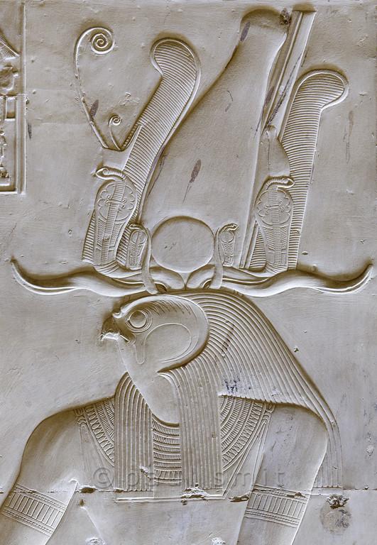 [Egypt 29908] 'Horus at Abydos.'