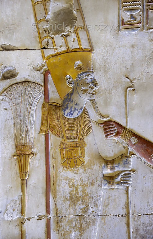 [Egypt 29891] 'Amun-Ra at Abydos.'