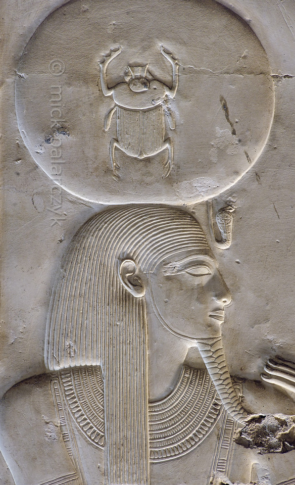 [Egypt 29879] 'Ra-Horachti at Abydos.'