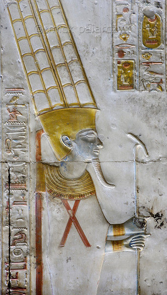Egypt: Temples of Abydos - paulsmit